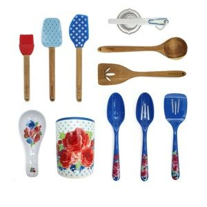 New Pioneer Woman 20 pc Gadget Set